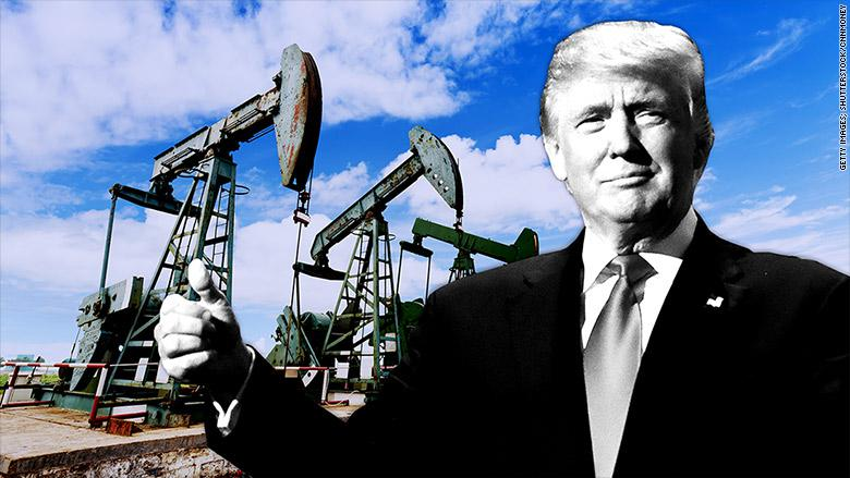 Resultado de imagen para trump petroleo