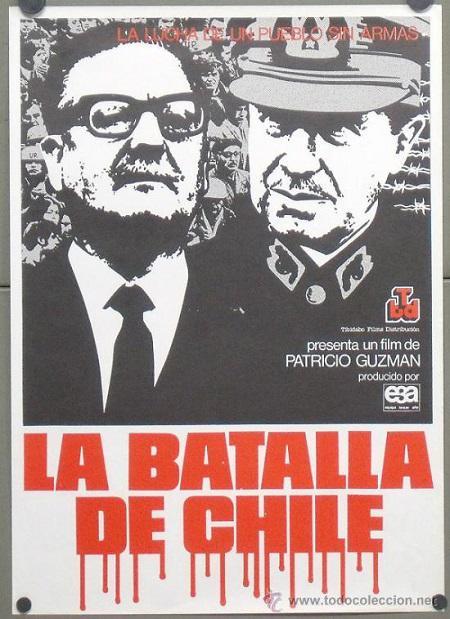 Publicamos una entrevista realizada a Patricio Guzmán hace dos años acerca  de la trilogía La Batalla de Chile, documental político dividido en tres  partes  ... 8c9e45c237