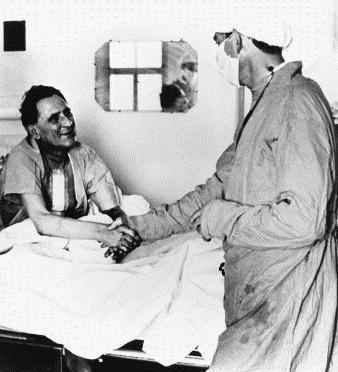Milagro En Ciudad Del Cabo 50 Aniversario Del Primer Transplante De Corazón Thomas Morris Sin Permiso