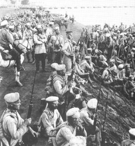 urss - Centenario de la revolución de Octubre 1917 en Rusia. Rusia_junio_17
